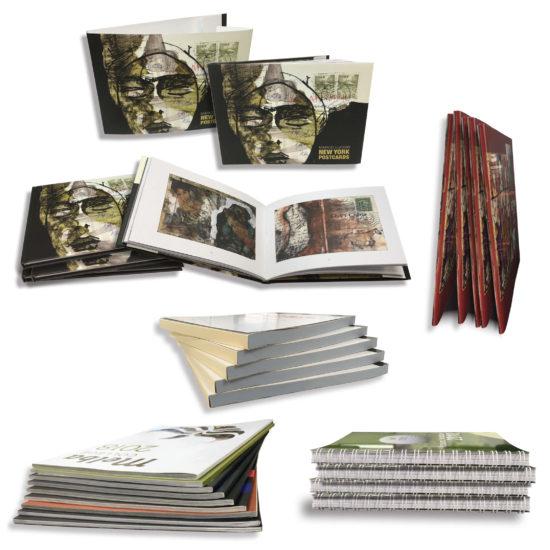 Binding (book binding and finishing)